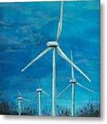Winds Of Change Metal Print