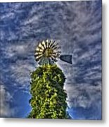 Winds Of The Mind Metal Print