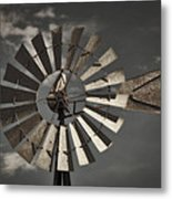 Winds Of Time Metal Print