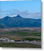 Windy Ridge View Metal Print