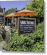 Wine Tasting Metal Print by Karen Stephenson