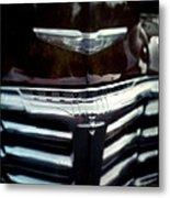 Winged Bowtie Metal Print