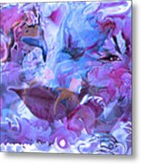 Wings Of Joy Metal Print