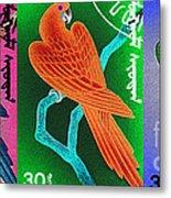 Wings Of Paradise Metal Print
