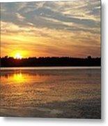 Winnecunnet Sunset Metal Print