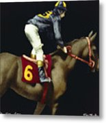 Win...place...show... Metal Print by Will Bullas