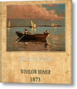 Winslow Homer 1 Metal Print