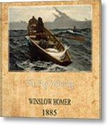 Winslow Homer 4 Metal Print