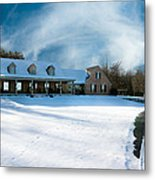 Winter Day Three Metal Print