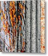 Winter Foliage Tin 13134 Metal Print