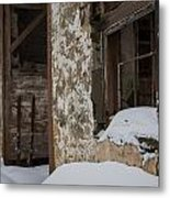 Winter Fun Metal Print