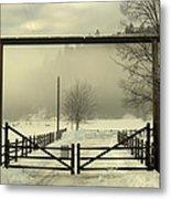 Winter I Metal Print