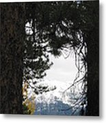 Winter In Grand Lake Co 1 Metal Print