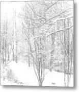 Winter Of '14 Metal Print