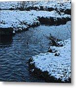 Winter Park 4 Metal Print