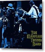 Winterland Blues With The Marshall Tucker Band 1976 Metal Print