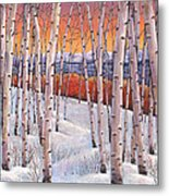 Winter's Dream Metal Print by Johnathan Harris