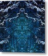 Winterscape 2 Metal Print