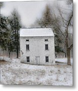 Wintertime In Valley Forge Metal Print by Bill Cannon