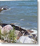 Winthrop Water Metal Print
