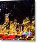 Wired Seattle Metal Print