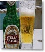 Cheers From Stella Metal Print