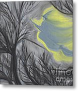 Witch Wood By Jrr Metal Print