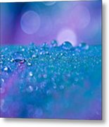 With Grace And Ease... Metal Print