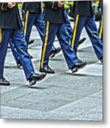 With Honor Metal Print