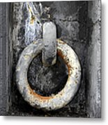 With This Ring In Key West Metal Print