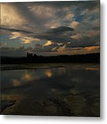 Within The Moment Of A Moment Metal Print