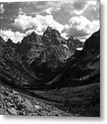 Within The North Fork Of Cascade Canyon Metal Print