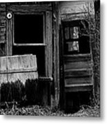 Within The Shaddows 2 Metal Print