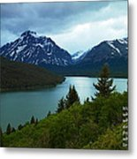 Within The Wind Metal Print