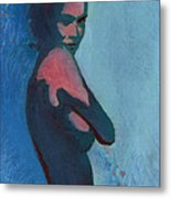 Without You Metal Print