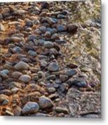 Wolf Creek Upstream Metal Print