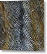 Wolf Eyes Metal Print