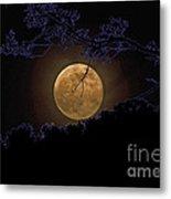 Wolfbane Moon Metal Print
