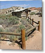 Wolfes Ranch - Arches Nationalpark Metal Print