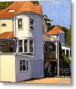 Wollaston Metal Print