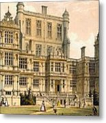 Wollaton Hall, Nottinghamshire, 1600 Metal Print
