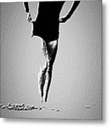 Woman Emerging -- Version A Metal Print by Brian D Meredith