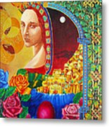 Woman Of Jerusalem Metal Print