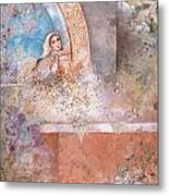 Woman Of Valor Metal Print