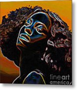 Womans Essence II              Metal Print