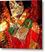 Women  0361 - Marucii Metal Print