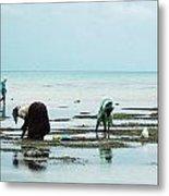 Women Of Zanzibar Metal Print
