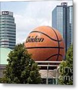 Women's Basketball Hall Of Fame Knoxville Tennessee Metal Print