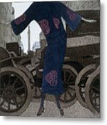 Women's Fashion, 1920 Metal Print