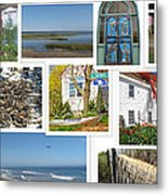 Wonderful Wellfleet Metal Print